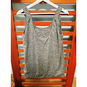 Champion| Gray Women's Althetic Tank
